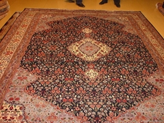 波斯富貴生產優質水洗絲毛地毯 بساط المشي الطبي 絲毛地毯