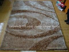 中国亚美地毯厂生产  毛茸茸的地毯 长毛地毯