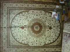 Persian Splendorsupply silk tapestry 9x12ft-Antique Art rug catalogues