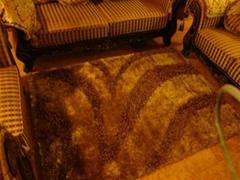 Day orchid color D-C carpet 2600kg/sq m