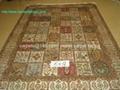 供應波斯地毯 澳大利亞 奧地利,孟加拉國天然蠶絲地毯 3