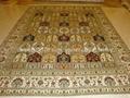 供應波斯地毯 澳大利亞 奧地利,孟加拉國天然蠶絲地毯 2