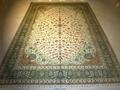 广交会高级地毯 真丝地毯 手工