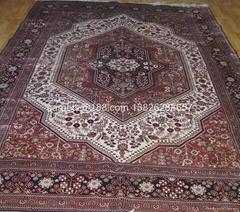 handicraft carpet Guangzhou the exhibition wholesale carpet
