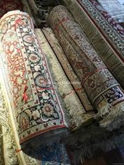123 屆廣交會供應藝朮挂毯 上海地毯 廣州手工地毯