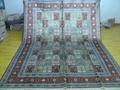 特供手工真丝波斯挂毯 古典地毯