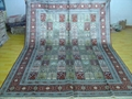 特供手工真絲波斯挂毯 古典地毯