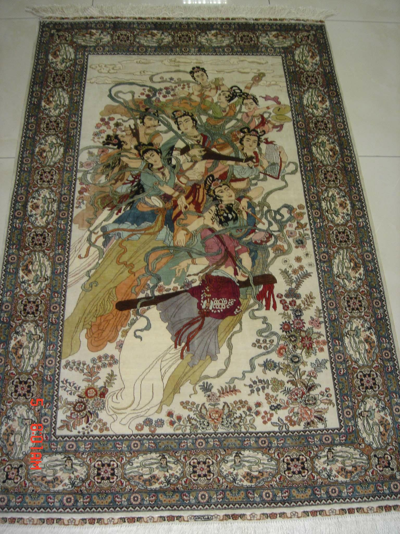 High quality art tapestry collection (Fairy vies for beauty) is with the world 2