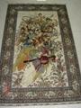 同奔馳一樣品質的仙女爭艷與世界同在,藝朮挂毯 2