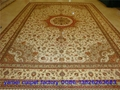 The best of Natural Silk Carpet 10x14ft