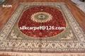 世界地毯-手工波斯地毯 8X1