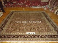 工厂供应丝绸 羊毛地毯 波斯地毯 意大利地毯 古代地毯