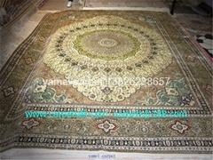 供應波斯地毯,手工地毯 大尺寸外交部會議室專用