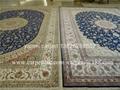 手工波斯地毯王国 广州交易会金丝地毯  2