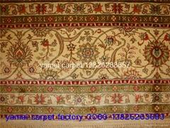 亚美富贵供应手工金丝地毯和挂毯 阿根廷,阿鲁巴岛真丝地毯