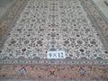 亚美汇美优恵德国真丝挂毯 手工 真丝波斯地毯 8x10ft 美国地毯 3