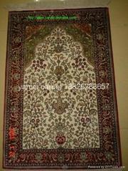 供应优秀的沙特阿拉伯 手工艺术地毯 波斯艺术地毯