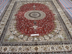 handmade washed persian carpet;Irish silk carpet;irland silk rug