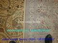 供应手工波斯地毯,供中美谈判室专用地毯 3