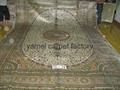 支持iPhone X无线充电—手工真丝地毯 波斯地毯 亚美汇美地毯  1