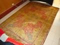 Persian pattern for living room, silk