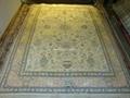 手工波斯地毯 真丝地毯 6x9