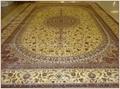 大量供應真絲地毯 天然蠶絲地毯