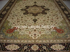 Special offer Oriental pattern rug, Iran pattern silk carpets