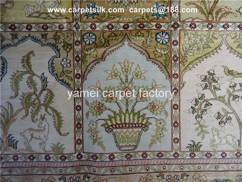 Best Handmade Rugs World Ranking The First Is Yamei Collecti Rug Artistic Carpet 3