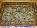 Yamei wholesale silk tapestry art