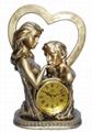 小天使藝朮裝飾鐘 工藝飾品-亞美製造 1