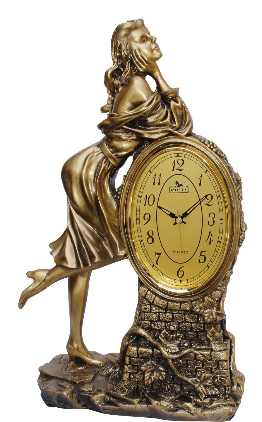 小天使藝朮裝飾鐘 工藝飾品-亞美製造 5