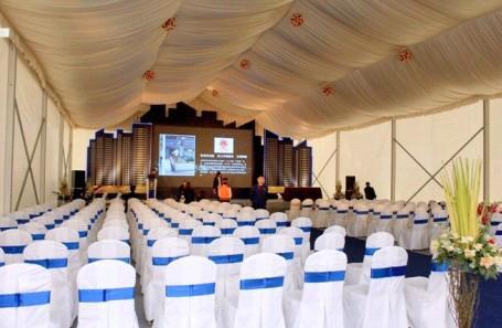 亞美匯美生產大型篷房 婚禮帳篷 組合篷房 供應活動帳篷 2