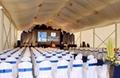 亚美汇美生产大型篷房 组合篷房