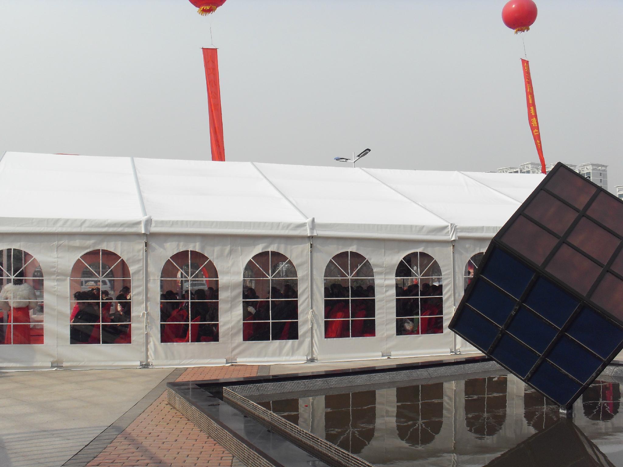 亞美匯美生產大型篷房 婚禮帳篷 組合篷房 供應活動帳篷 1
