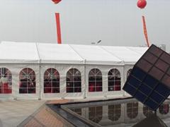 亞美匯美生產大型篷房 婚禮帳篷 組合篷房 供應活動帳篷