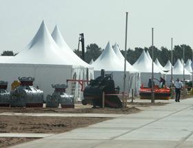 供应弯柱篷房 尖顶篷房 派对帐篷 1