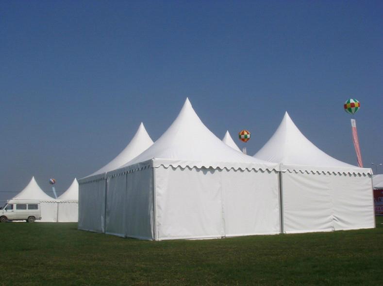 供应弯柱篷房 尖顶篷房 派对帐篷 3