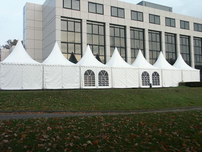 供應彎柱篷房 倉儲篷房 派對帳篷 尖頂篷房 3
