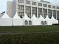 弯柱篷房 尖顶篷房 派对帐篷