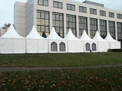 彎柱篷房 尖頂篷房 派對帳篷