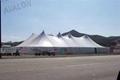 生产大型弧顶篷房 弯柱篷房 多