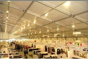 亚美富贵小型篷房 商务帐篷 展览帐篷 展会蓬房 1