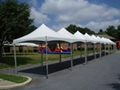展览帐篷 商务帐篷 展会蓬房 小型篷房 3