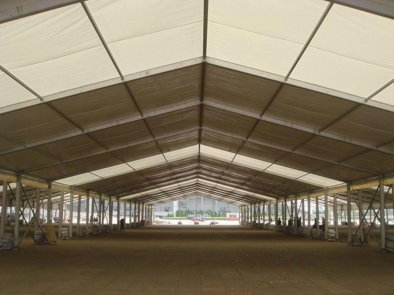 With the Mercedes-Benz, iPhone -The same quality Exhibition Tent Business Tent 2