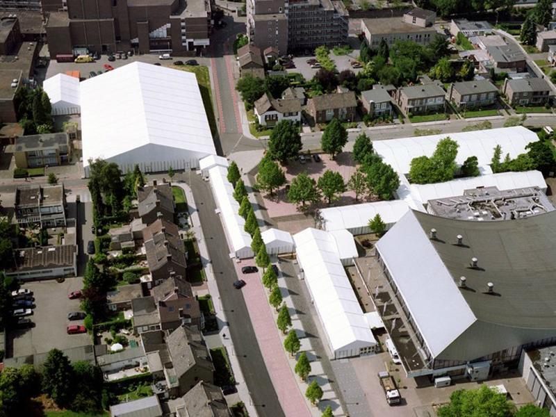 與奔馳,蘋果一樣品質的展覽帳篷 組合篷房 商務帳篷 3