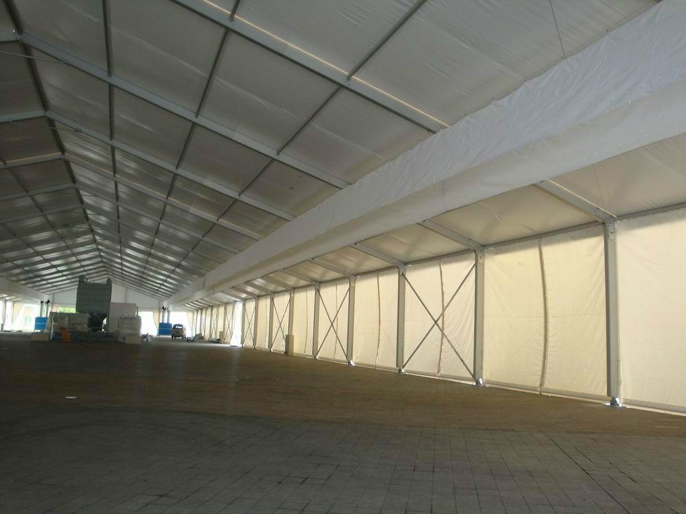 供应大型工业篷房 展会篷房 商务帐篷 1