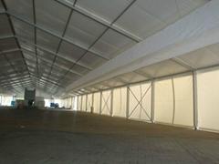 供应大型工业篷房 商务帐篷 活动帐篷 展会篷房