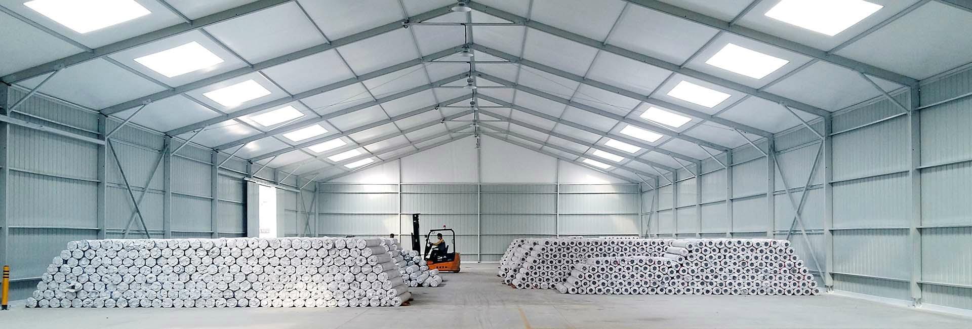 中国好的大型医院专用篷房 Party Tent 工业仓储帐篷 3