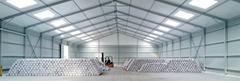 中国好的大型篷房 工业仓储帐篷 Party Tent